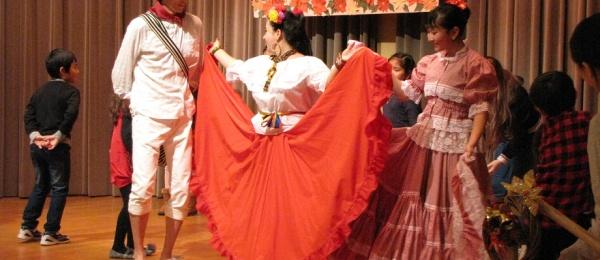 El Consulado en Tokio celebró la Navidad en el marco del proyecto 'Rescate de raíces culturales decembrinas colombianas y muestra gastronómica colombiana-2018'